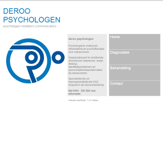 deroo-psychologen